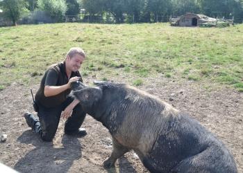 International Zookeeper Day