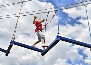 New for 2013 – High Ropes Parties