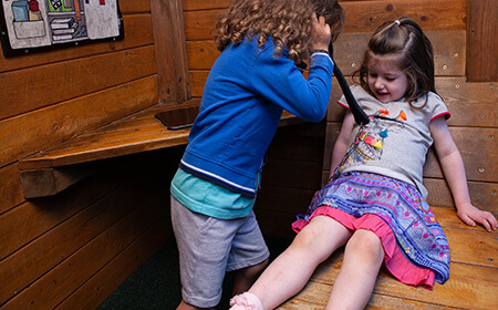 Roleplay in the Playbarn