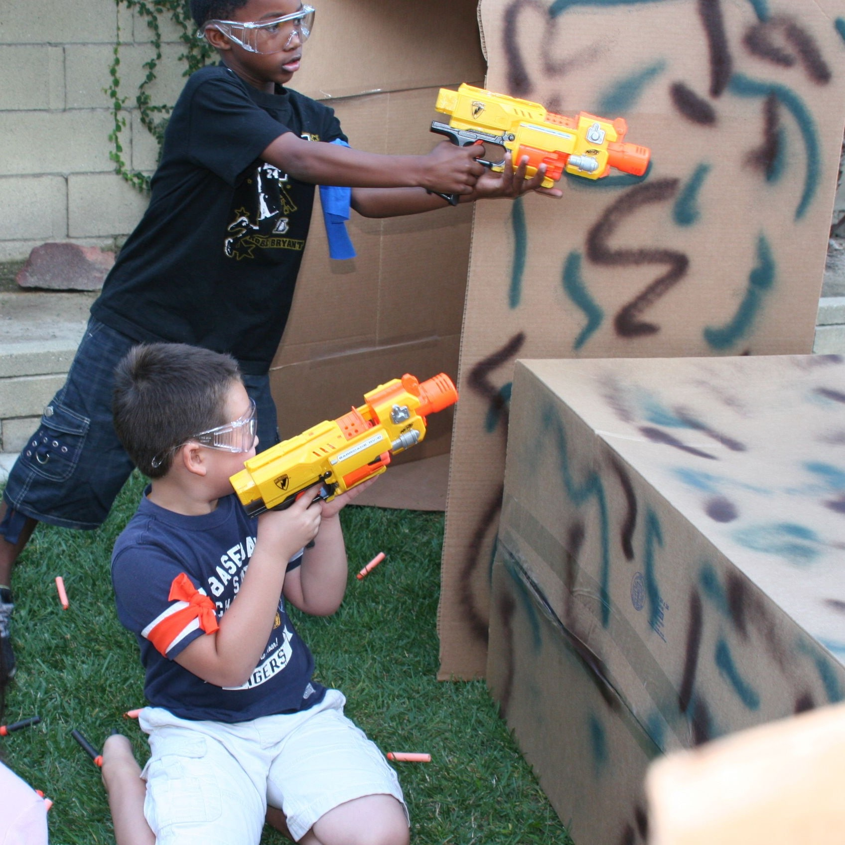Nerf Gun Parties