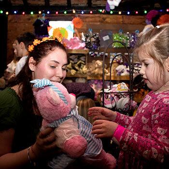 Teddy Bear Workshop Parties